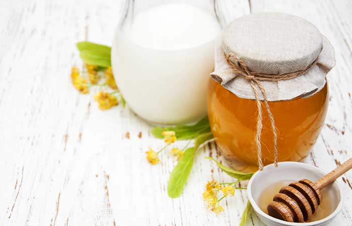 5. Milk And Honey Hair Spa Treatment