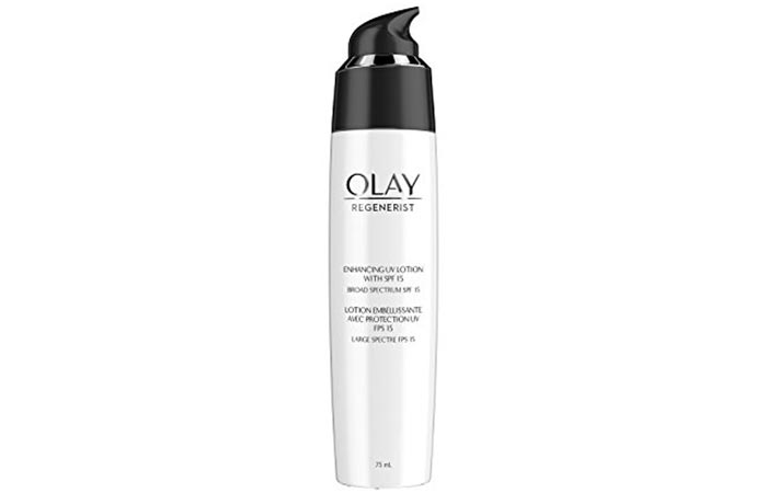 5. Olay Regenerist Anti Aging Lotion