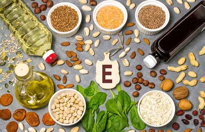 5. Vitamin E