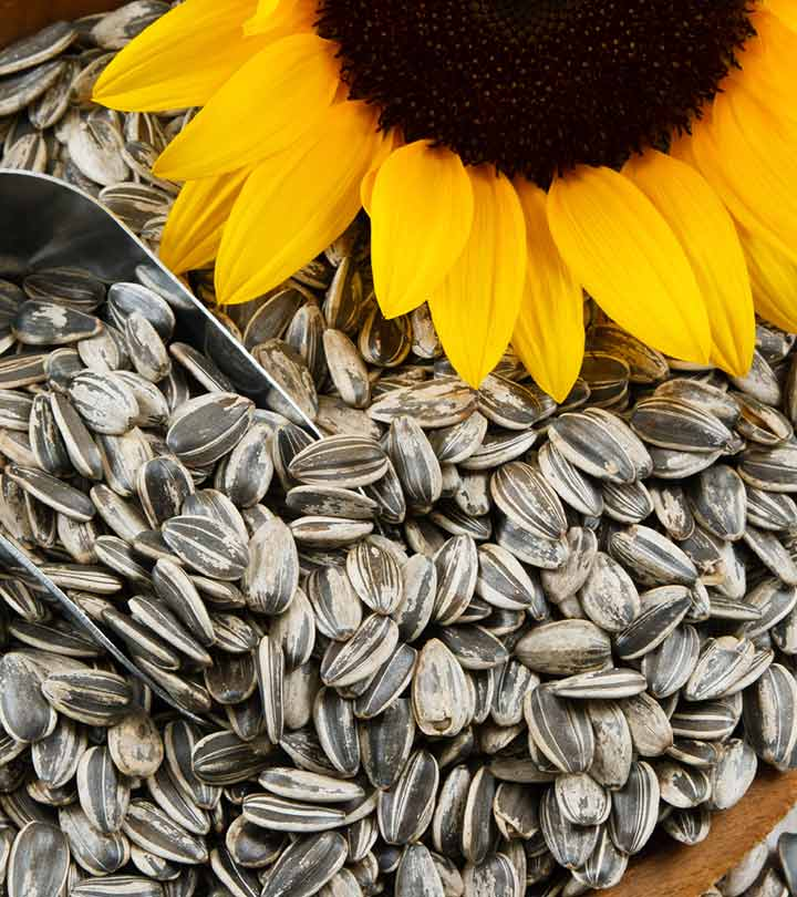 Amazing Benefits Sunflower Seeds Skin Hair