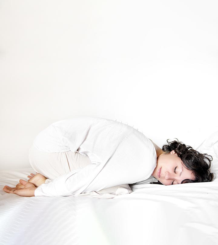 6 Calming Yoga Poses That Will Help Fight Insomnia