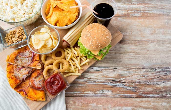 Leptin Diet - Foods To Avoid
