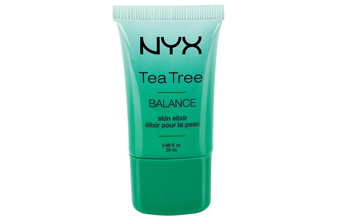 Best Makeup Primers - NYX Cosmetics Skin Elixir Balance Tea Tree Primer