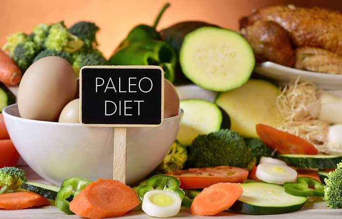 6.Paleo Diet
