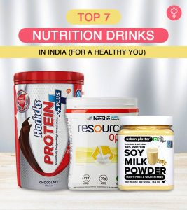 Top 7 Nutrition Drinks In India (For A Healthy You)