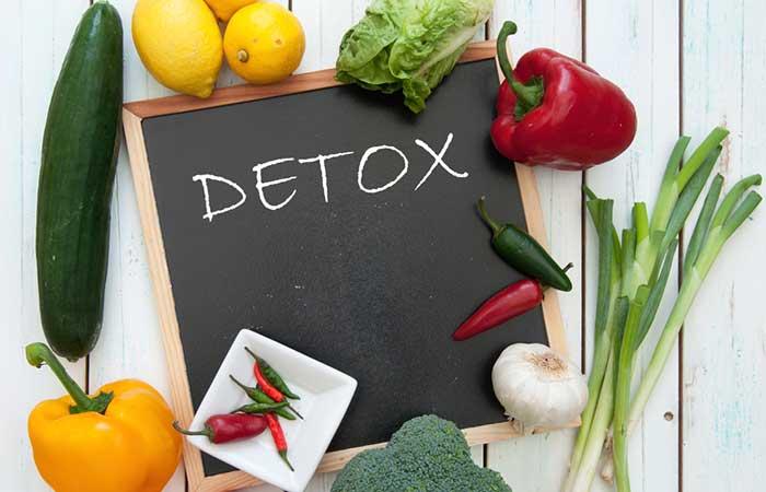 7.Detox Diet