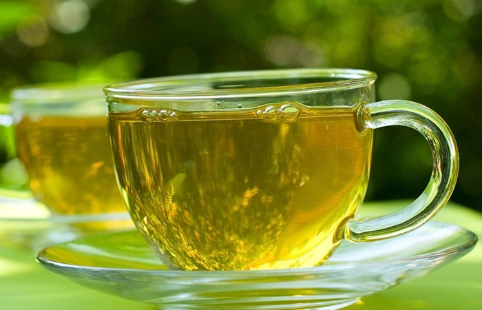 Foods For Healthy Liver - Green Tea