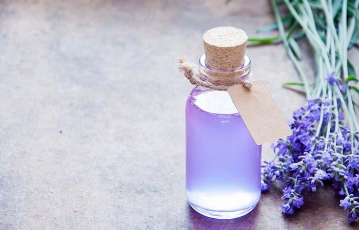 7. Lavender Oil
