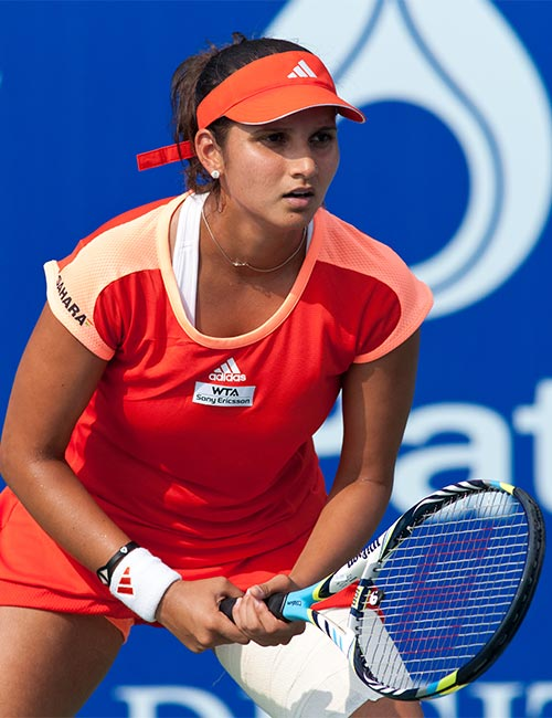 7. Sania Mirza