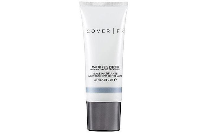 Лучшие грунтовки для макияжа-покрытие FX Mattifying Primer с анти-акне лечением