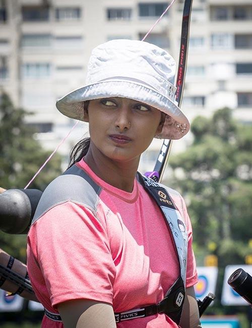 8. Deepika Kumari