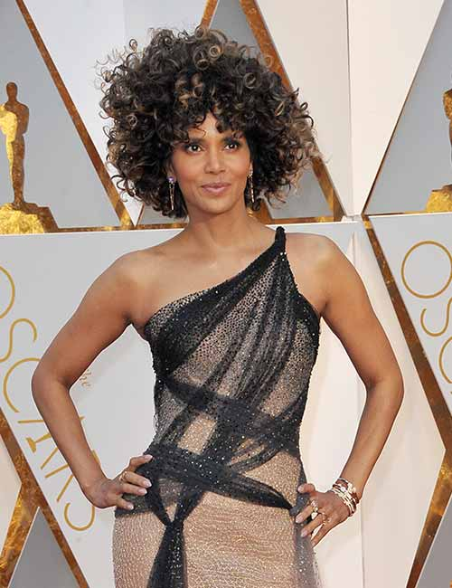 Black Women with Beautiful Looks - 8. Halle Berry