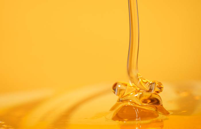 8. Honey Hair Spa Treatment