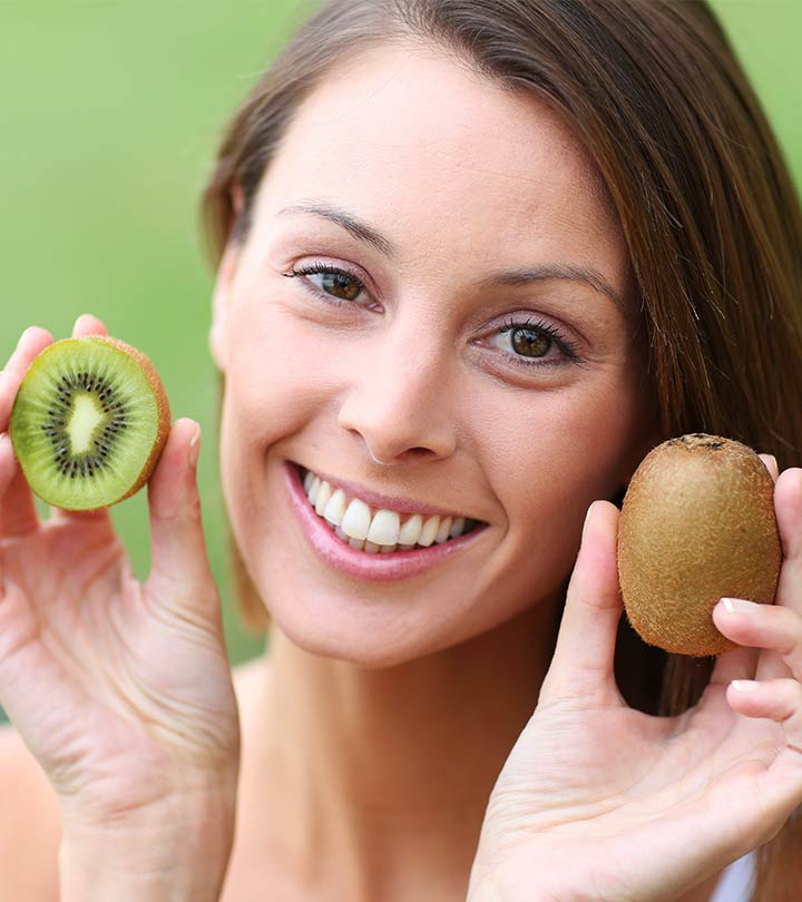 36 Amazing Benefits Of Kiwi For Skin, Hair, And Health
