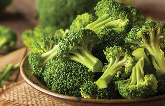 Fat Burning Foods For Lunch - Broccoli
