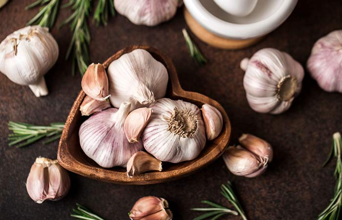 9. Garlic And Herbs