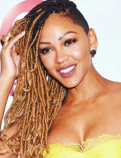 Beautiful Black Women - 9. Meagan Good