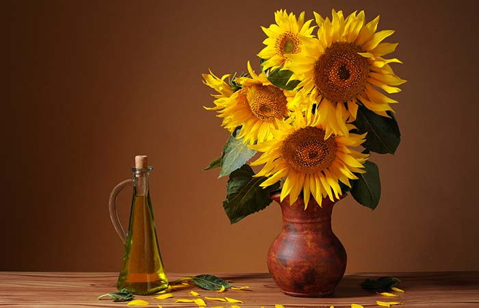 9. Sunflower Oil