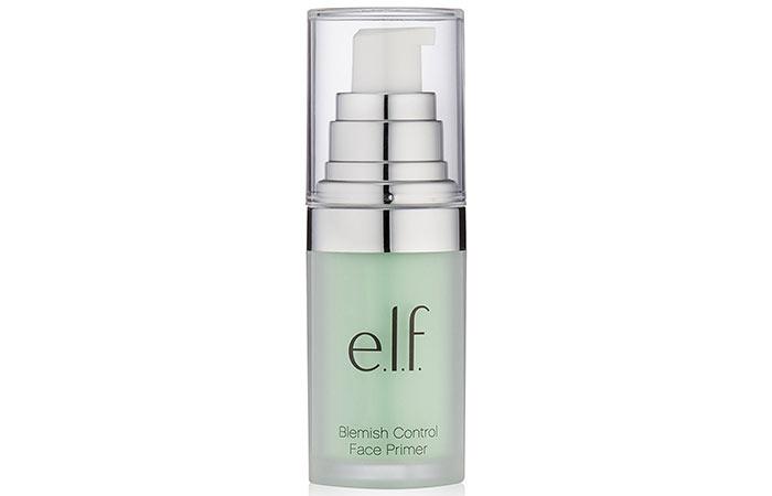 Best Makeup Primers - e.l.f Cosmetics Blemish Control Primer