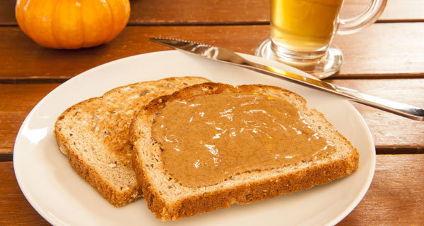 Foods for Healthy Bones - Almond butter