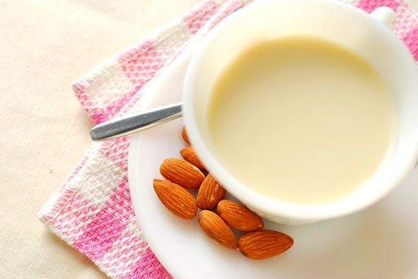 Almonds-and-Milk