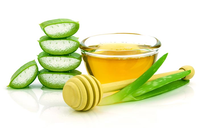 Aloe-Vera-And-Honey-Hair-Mask
