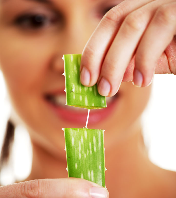 Aloe Vera For Acne: 9 Ways To Use Aloe Vera For Pimples