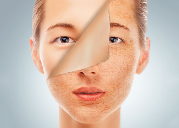 Common Makeup Mistakes And Beauty Blunders - 2. Applying Makeup On Dry Skin