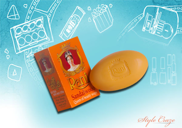 axeon india rani sandalwood soap