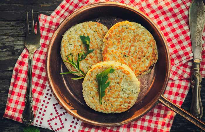 Special K Diet - Baked Special K & Vegetable Cutlet