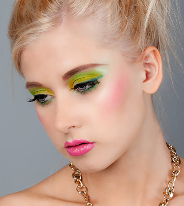 Common Makeup Mistakes And Beauty Blunders - 25. Playing Up Both The Eyes And The Lips