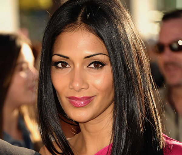 Celebrity Makeup Mistakes - 7. Nicole Scherzinger with Over-plucked Eyebrows