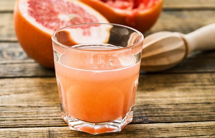 Weight Loss Drinks - Belly Shrink Citrusy Drink