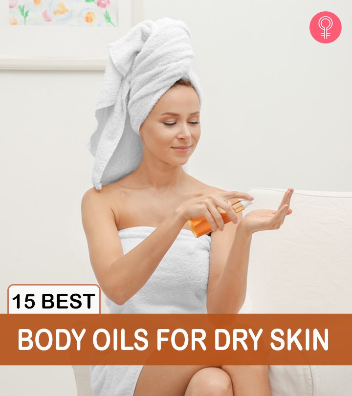 15 Best Body Oils For Super Soft Skin