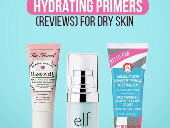 Best Hydrating Primers (Reviews) For Dry Skin Of 2021