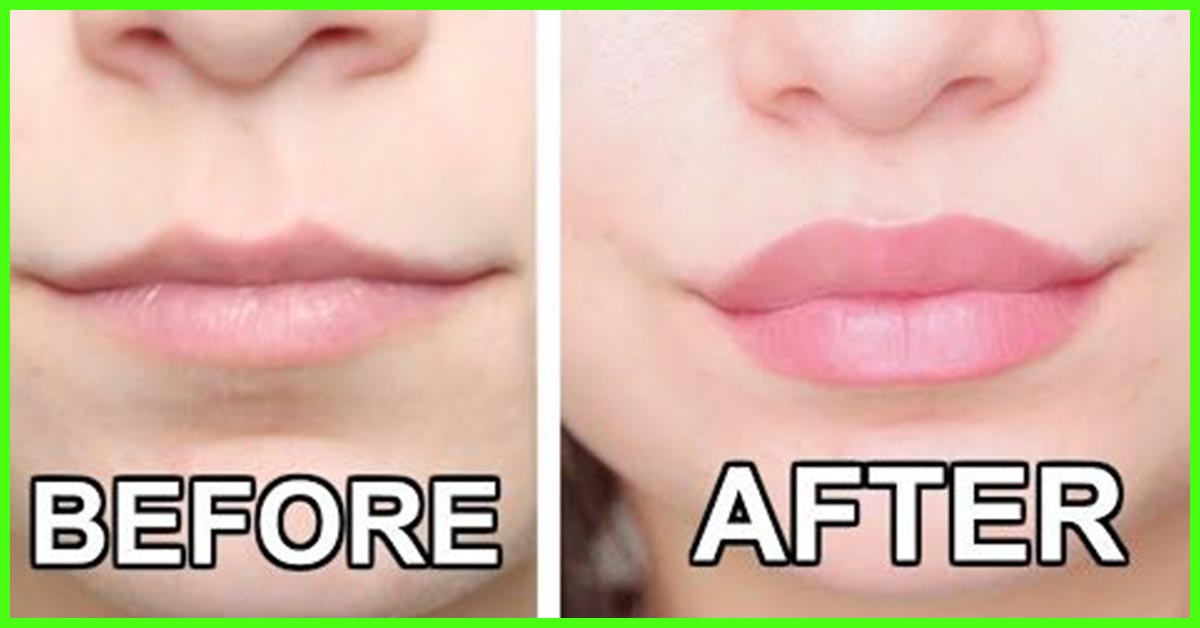 How to Make Your Lips Look Plumper Without Makeup forecasting