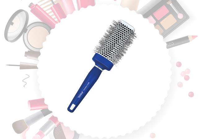 Bio Ionic BioIonic Blue Wave Nano Ionic Brush