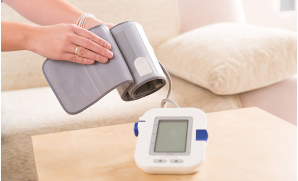 Blood Pressure Monitor At Home