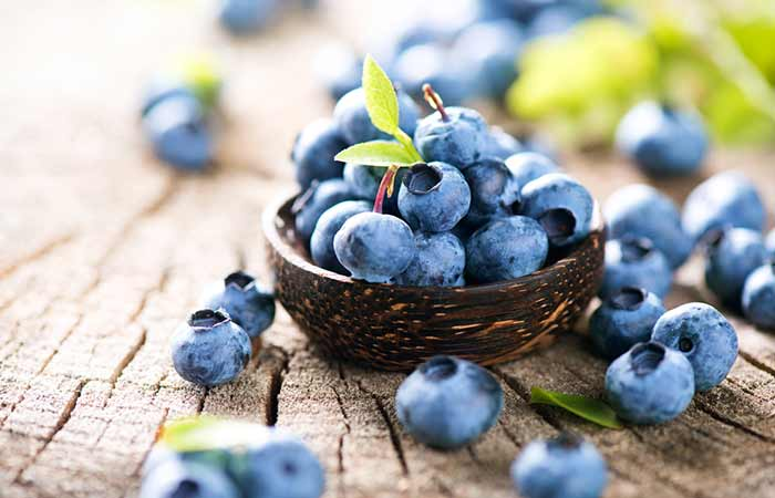 Best Anti-aging Foods - Blueberries