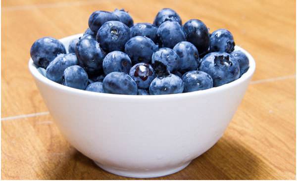 Best Food For Kidney - Blueberries