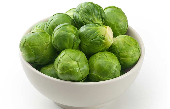 Best Anti-aging Foods - Brussel Sprouts