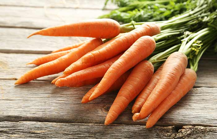 Best Anti-aging Foods - Carrots
