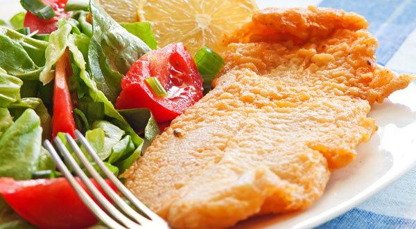 Foods for Healthy Bones - Catfish