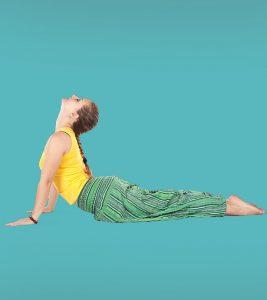 Top 10 Celebrity Yoga Videos
