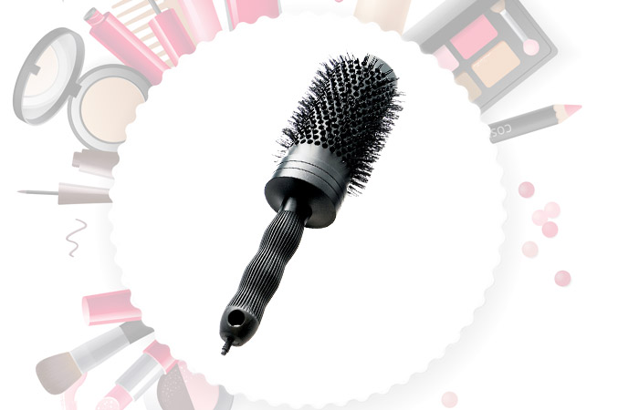 Corioliss Large Thermochromic Ceramic Barrel Brush