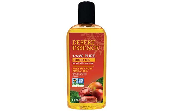 Desert Essence Pure Jojoba Oil