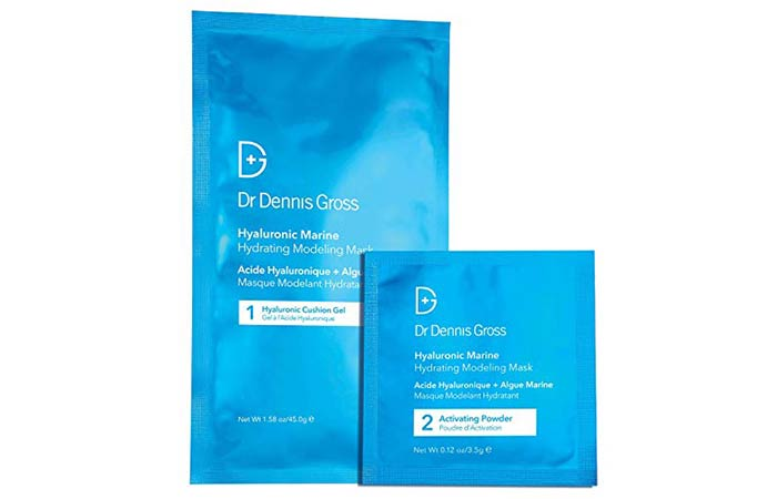 Dr. Dennis Gross Marine Hydrating Modeling Mask
