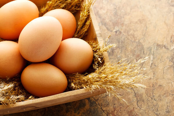 Foods for Healthy Bones - eggs