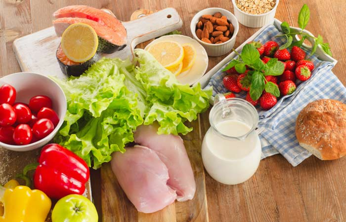 Osteopenia Sample Diet - Foods To Eat