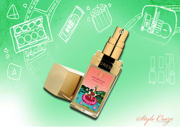 forest essentials advanced soundarya age defying facial serum
